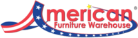 American Furniture Warehouse ads