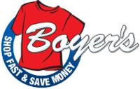 Boyer's Food Markets ads