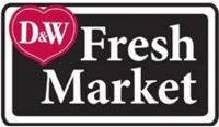 D&W Fresh Market ads