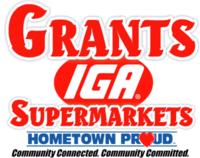 Grant's Supermarket ads