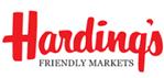 Hardings Markets ads