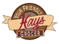 Hays Supermarket ads