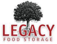 Legacy Food Storage ads