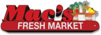 Mac's Market ads