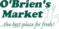 Obriens Market ads