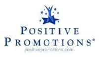 Positive Promotions ads