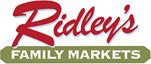 Ridleys Family Markets ads
