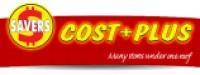 Savers Cost Plus ads