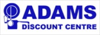 Adams Discount Centre catalogues