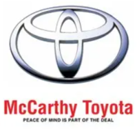 McCarthy Toyota catalogues