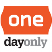 One Day Only catalogues