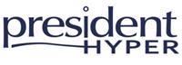 President Hyper catalogues