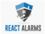 React Alarms catalogues